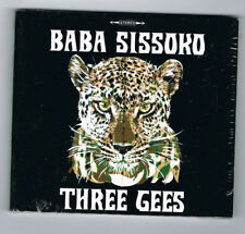 BABA SISSOKO - THREE GEES - 11 TRACKS - 2016 - NEUF NEW NEU