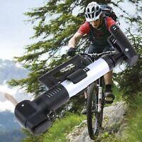 Bicycle Portable Air Pump Mountain Road Bike MTB Cycling Aluminum Tire Inflator