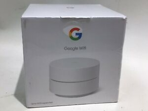 New Google WiFi Mesh Network System Router Point GA02430-US SEALED