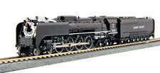 KATO  1260401 N SCALE FEF-3 4-8-4 Steam Loco W tender Union Pacific 844 126-0401