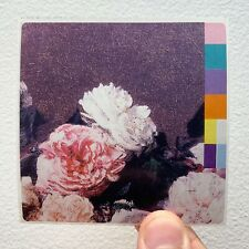 """New Order Power Corruption and Lies 3"""" x 3"""" EP LP Album Cover Sticker"""