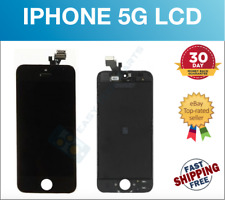 BLACK iPhone 5 Assembly Genuine OEM LCD Digitizer  Screen Replacement A1428 2.5'