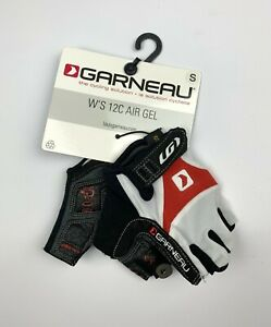 Louis Garneau Women's 12c Air Gel Cycling Gloves Size Small New