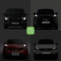 2 ampoules à LED blanc  veilleuses / feux de position pour Nissan Pathfinder