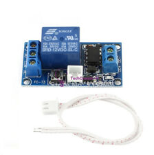 12V 1 Channel Latching Relay Module with Touch Bistable Switch MCU Control