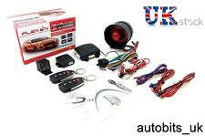 Universal CAR SECURITY SYSTEM ALARM FOR CITROEN DACIA FIAT ISUZU + SHOCK SENSOR