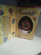 VINTAGE 1996-97 Bandai Tamagotchi RARE PINK!! in Box with instructions ORIGINAL