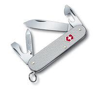 Victorinox Taschenmesser Taschenwerkzeug Cadet silberfarbig neu und OVP