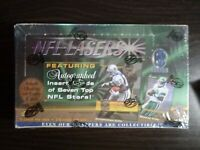 1996 Score Board NFL Lasers Football Box 24 Packs Factory Sealed Very Rare