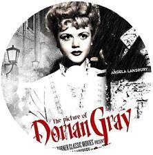 THE PICTURE OF DORIAN GREY (1945) GEORGE SANDERS,HURD HATFIELD, A. LANSBURY DVD