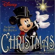 Disney The Little Big Book Of Christmas (Little Big Book)