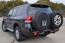 OUTBACK ACCESSORIES WHEEL CARRIER, TOYOTA LAND CRUISER 200 SERIES 2007 - ON, 4WD