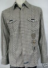 English Laundry Withy Grove Olive Plaid (M) 100% Cotton