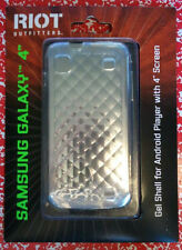 "Samsung Galaxy Player 4"" Soft Gel Case Shell Cover Clear Protection* Lot of 10 *"