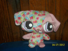 LITTLEST PETSHOP HAPPIEST PUPPY DOG PLUSH FLOWERS NO CODE