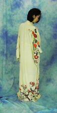 KAWAII JAPANESE  KIMONO STYLE   Japanesu retoro kimono  Made of Silk