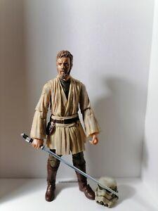 Star Wars Black Series Custom Obi Wan Kenobi