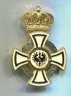 Orden Preussen Schwarzer Adler Orden Göde Replik (vv83)