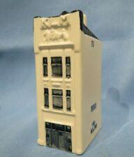 KLM DUTCH BOLS DELFT MINI HOUSE number 75 - empty
