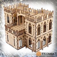 TTCombat BNIB Gothic Academium TTSCW-SFG-101