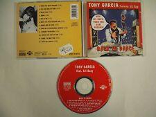TONY GARCIA Back To Dance 1 CD