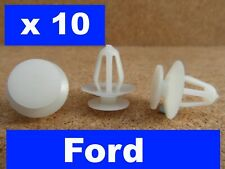For Ford 10 door card trim panel fastener retainer clips