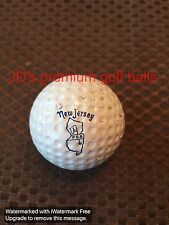LOGO GOLF BALL-NEW JERSEY PGA...VINTAGE...