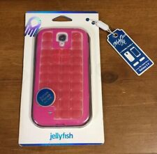 Jellyfish Pink Bubble Case Make Over Kit For Samsung Galaxy S4