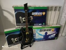 GUITAR HERO XBOX ONE - 3x GUITARRAS + JUEGO GUITAR HERO PAL/ES ** OFERTA GANGA**
