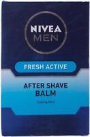 Nivea Fresh Active After Shave fresh Balm Cooling Mint For Men 100 ml