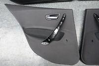 BMW 1er E87 Türverkleidungen Türverkleidung hinten rechts schwarz