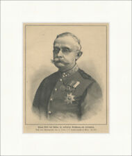 Herzog Adolf v. Nassau, der zukünftige Großherzog v. Luxemburg Holzstich E 24854