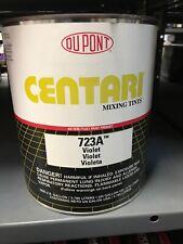 Dupont Centari 723A Voilet Paint Gallon