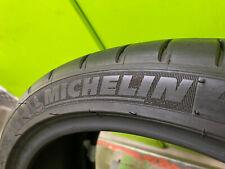 2 x 235 35 19 91Y XL Michelin Pilot Super Sport / Sport 3 Tyres r19 zr19