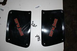 custom pods covers FXRP fairing 1986 FXRD Harley FXR EPS23898