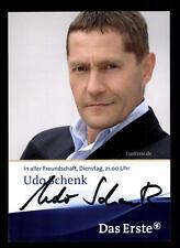 Udo Schenk In aller Freundschaft Original  Signiert ## BC 39694