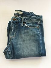 Womens Joes Jeans- Boot Leg Wide Pant Distressed- Size 27W