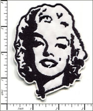 20 Pcs Embroidered Iron on patches Marilyn Monroe AP034mA