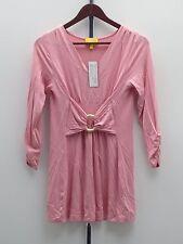 Liz Lange 3/4 Sleeve Ultimate Tunic Top - XS - Pink
