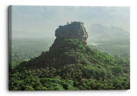Sigiriya Rock, Sri Lanka Canvas Wall Art Picture Home Decor