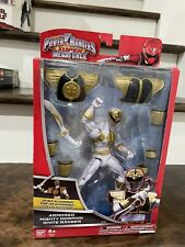 Power Rangers Super Mega Force Armored Mighty Morphin White Ranger