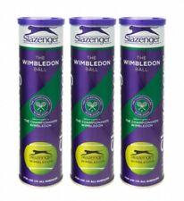 BRAND NEW Wimbledon Slazenger Tennis Balls  - 12 Balls (1 Dozen) - All Surfaces