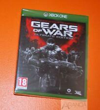 Gears of war édition intégrale Xbox One neuf et scellé