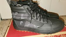 NEW Vans Sk8-Hi MTE 2.0 DX Sneaker Woodland Camo Black Men Size 8.5 MSRP $105