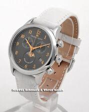 Runde Maurice Lacroix Armbanduhren mit Datumsanzeige für Damen