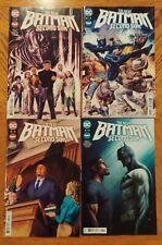 The Next Batman Second Son #1 2 3 & 4 (4 Comics) DC - Fear State- 1st Prints