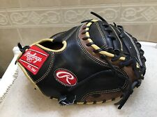 "Rawlings PROCM33BSL 33"" HOH Baseball Softball Catchers Mitt Right Throw"