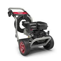 Briggs & Stratton 3200 PSI 2.7 GPM Wheeled Gas Power Pressure Washer | PW-20655