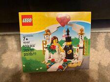 LEGO WEDDING FAVOR SET 40197 *BRAND NEW*