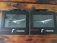 Rizoma LED Turn Signals TRACK 77 SILVER 1 PAIR